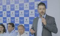 Vereadores participam de posse de novos secretários de Roberto Naves