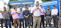 Vereadores participam de solenidade de um ano da Força Tática