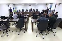 Vereadores pedem entrega de obras e segurança durante sessão