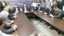 Vereadores prestigiam posse de novo secretário de Desenvolvimento Econômico