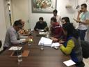 Vereadores realizam penúltima reunião da CCJR do ano na manhã desta quinta-feira (7.dez)