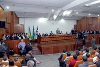 Vereadores são diplomados para próxima legislatura