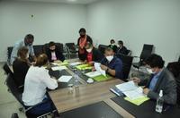 Vereadores se reúnem na CCJR, analisam e encaminham projetos para Comissões de mérito