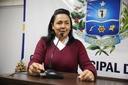 Vilma defende projeto que garante gratuidades no transporte coletivo