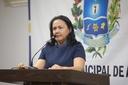 Vilma lamenta omissão de deputados em relação à delegacia que atende deficientes