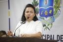 Vilma pede união dos vereadores visando melhorar a saúde pública de Anápolis