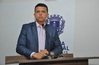 Wederson diz que município trabalha para aumentar o repasse do Governo com Santa Casa