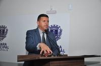 Wederson Lopes anuncia construção de colégio estadual no Conjunto Filostro Machado