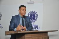 Wederson Lopes faz balanço de projetos apresentados no primeiro semestre de 2019